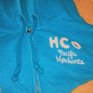Hollister Pacific Merchants Blue Jacket